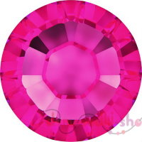 Swarovski 2038 XILION Rose, 10ss, Indian Pink HF (10 шт.)
