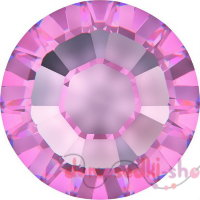 Swarovski 2038 XILION Rose, 10ss, Light Rose HF (10 шт.)